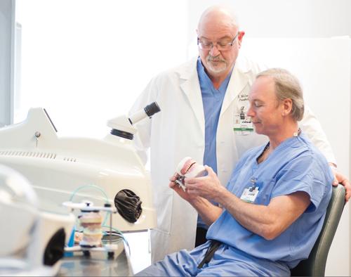 Cancer & Oncology - Oral Oncology and Maxillofacial Prosthetics - ECMC Hospital, Buffalo, NY
