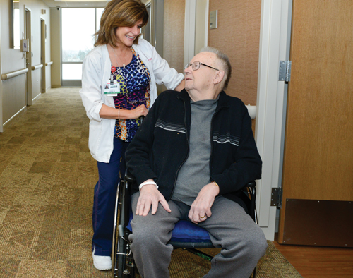 Long-Term Care at Terrace View - ECMC Hospital, Buffalo, NY