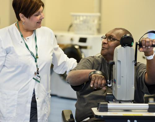 Long-Term Care at Terrace View - Subacute Rehabilitation for Seniors - ECMC Hospital, Buffalo, NY