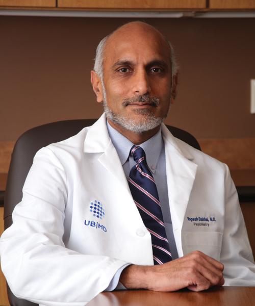 Dr. Yogesh Bakhai - Health Services & Doctors | ECMC Hospital | Buffalo, NY