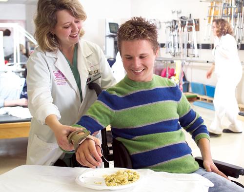 Medical Rehabilitation - Occupational Therapy - ECMC Hospital, Buffalo, NY