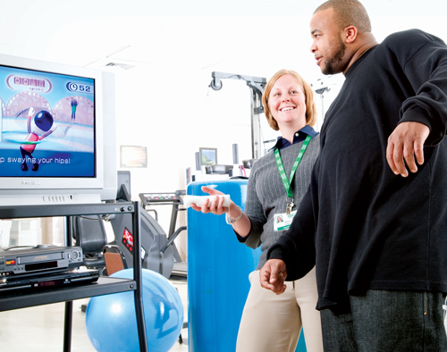 Medical Rehabilitation - Physical Therapy - ECMC Hospital, Buffalo, NY