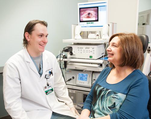 Medical Rehabilitation - Speech Pathology - ECMC Hospital, Buffalo, NY