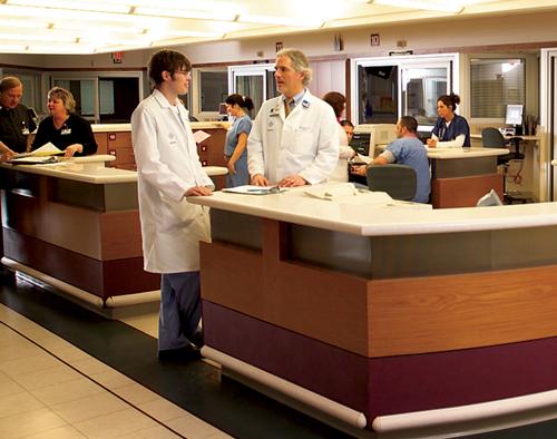 Trauma & Emergency Care - ECMC Hospital, Buffalo, NY