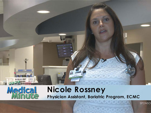 ECMC-MEDICAL-MINUTE-NICOLE-ROSSNEY-OBESITY-02-22-16-STILL