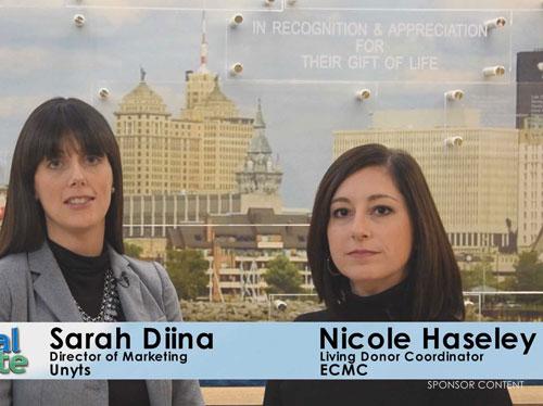 ECMCMedicalMinute-Sarah&Nicole-DonateLifeMonth-040416-STILL
