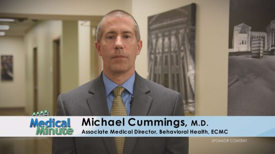 ECMC Medical Minute Dr. MikeCummings Autism 05.23.16 STILL