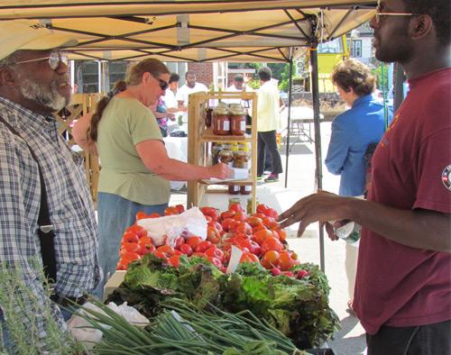 Grider Farmer's Market