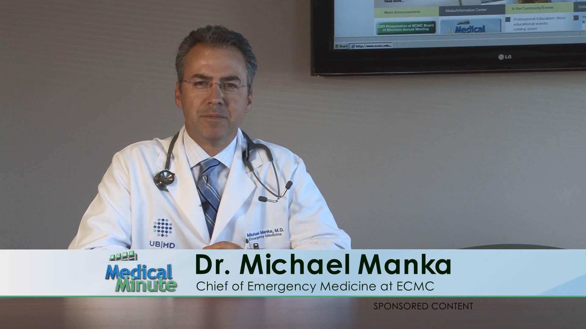 ECMCMedicalMinute Dr.Manka HeatStroke 070416 STILL