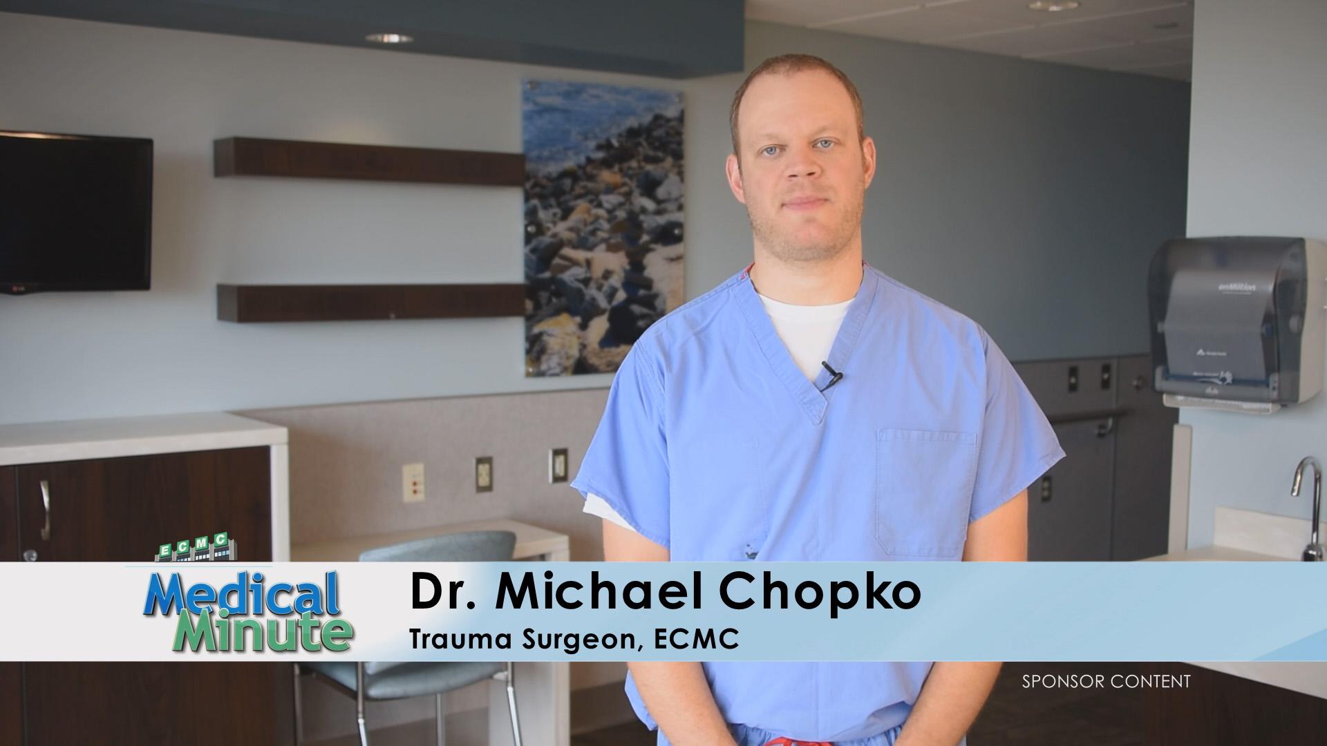 ECMC MedicalMinute Dr.Chopko FireSafety 08.15.16 STILL