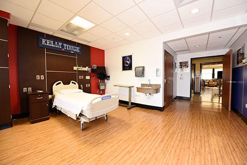 Kelly Tough Room 1021 at ECMC