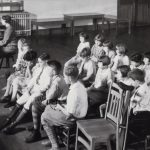 Day School for Crippled Children, Buffalo City Hospital, 1924.