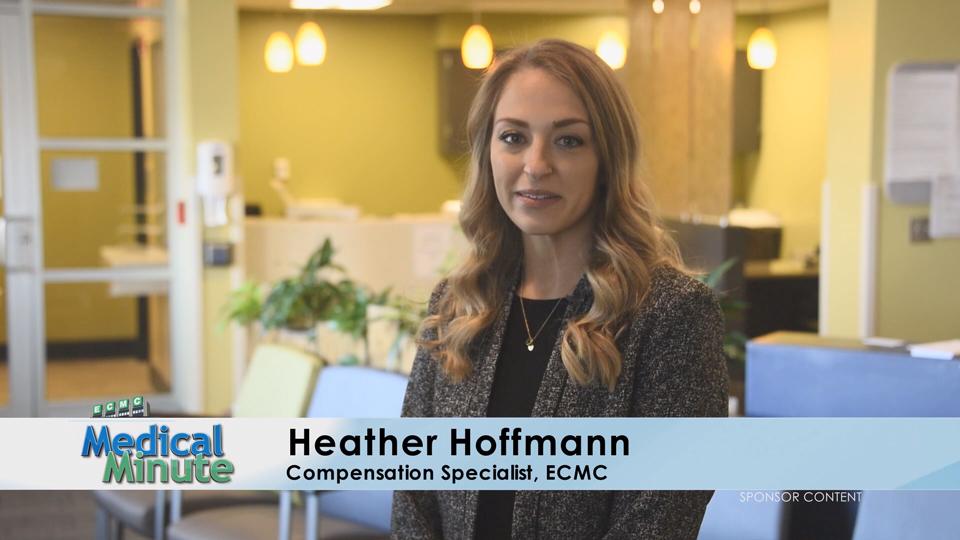 ECMCMedicalMinute-HeatherHoffmann-ConversationProject-041618-STILL