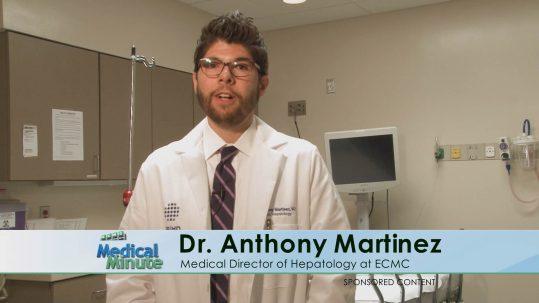 ECMCMedicalMinute Dr.AnthonyMartinez HepatitisC 082018 STILL