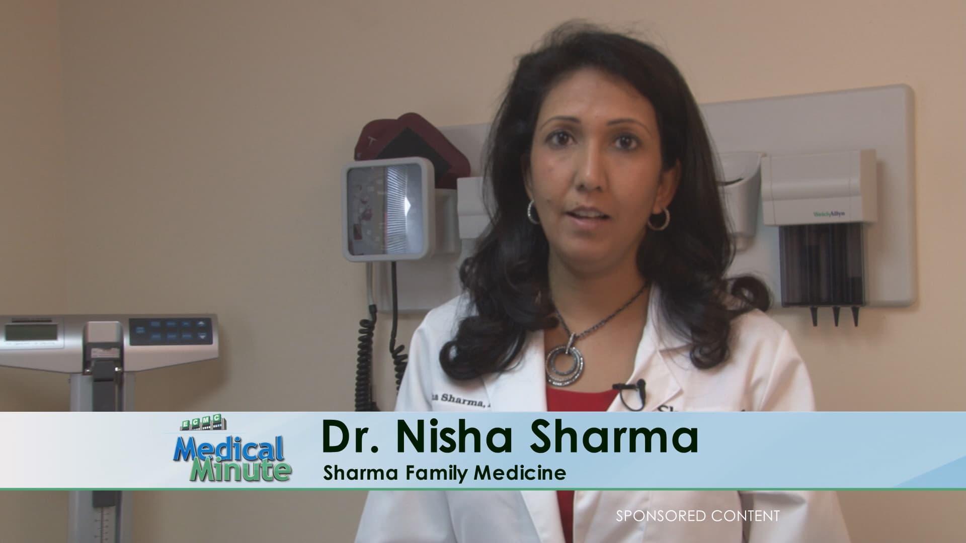ECMCMedicalMinute-Dr.NishaSharma-ColdVsFlu-111218-STILL