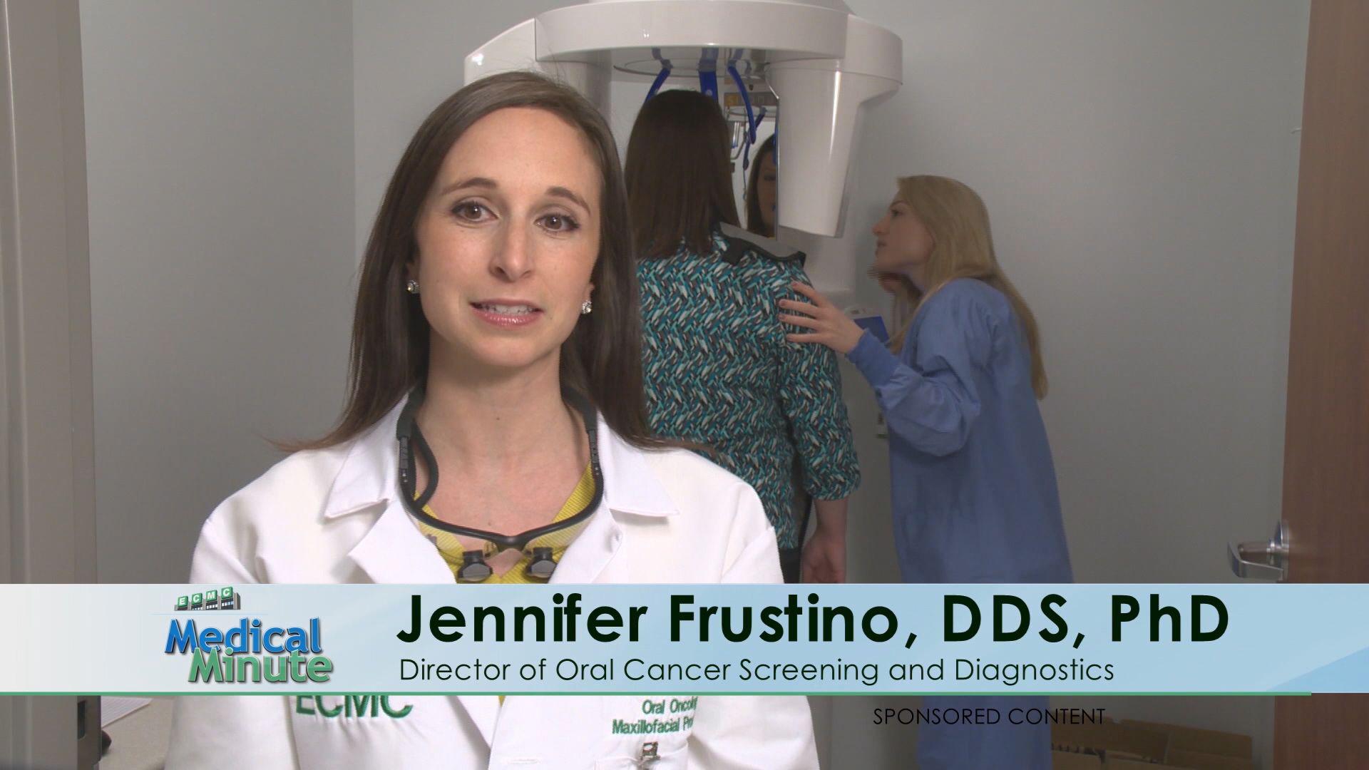 ECMCMedicalMinute-Dr.Frustino-CancerSurvivorDentalNeeds-032519-STILL
