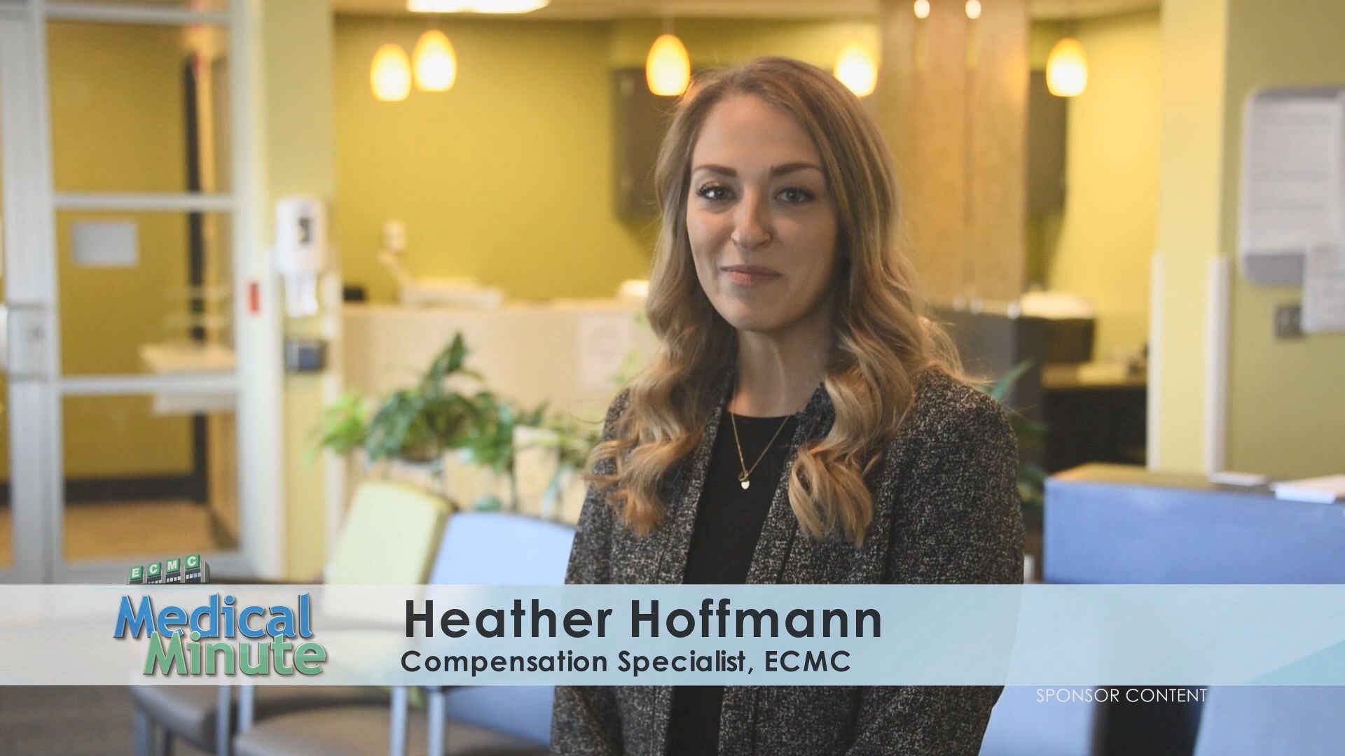 ECMCMedicalMinute HeatherHoffman TheConversationProject 041519 STILL