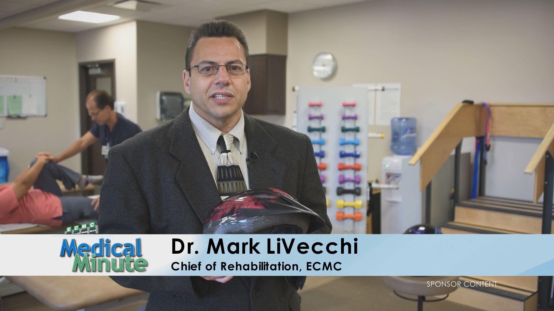 ECMCMedicalMinute Dr.Livecchi HelmetSafety 061719 STILL