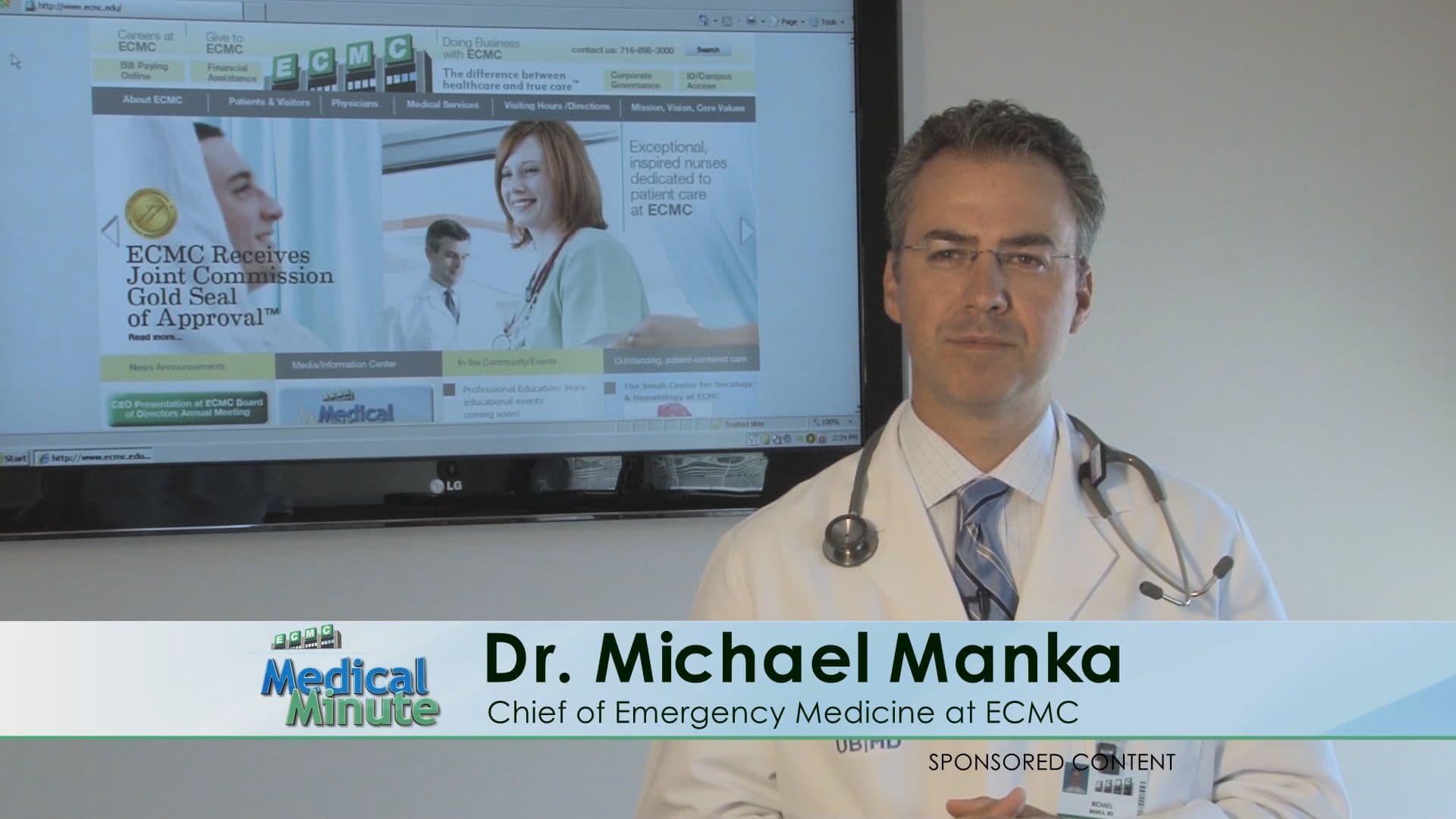ECMCMedicalMinute Dr.Manka Sunburn 072219 STILL