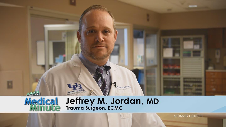 ECMCMedicalMinute-Dr.Jordan-HuntingSafety-110419-STILL