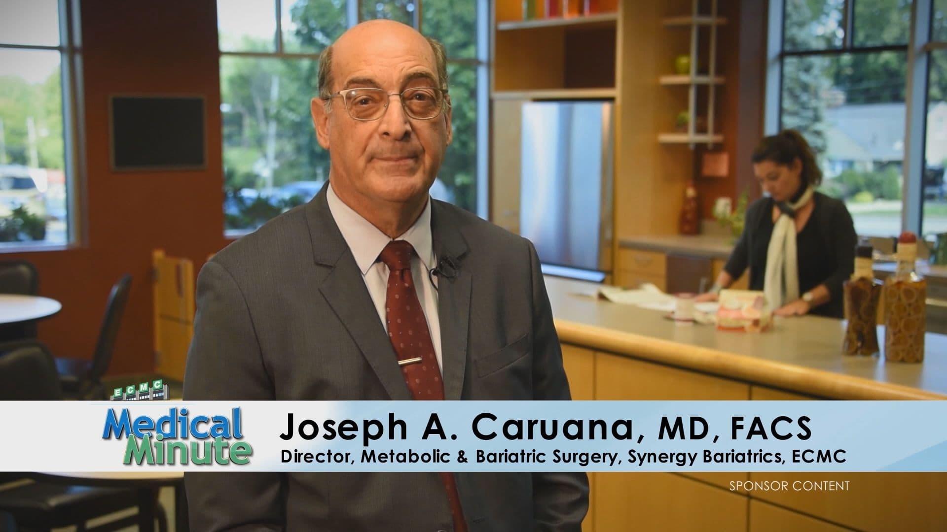 ECMCMedicalMinute Dr.Caruana MetabolicSurgery 010620 STILL