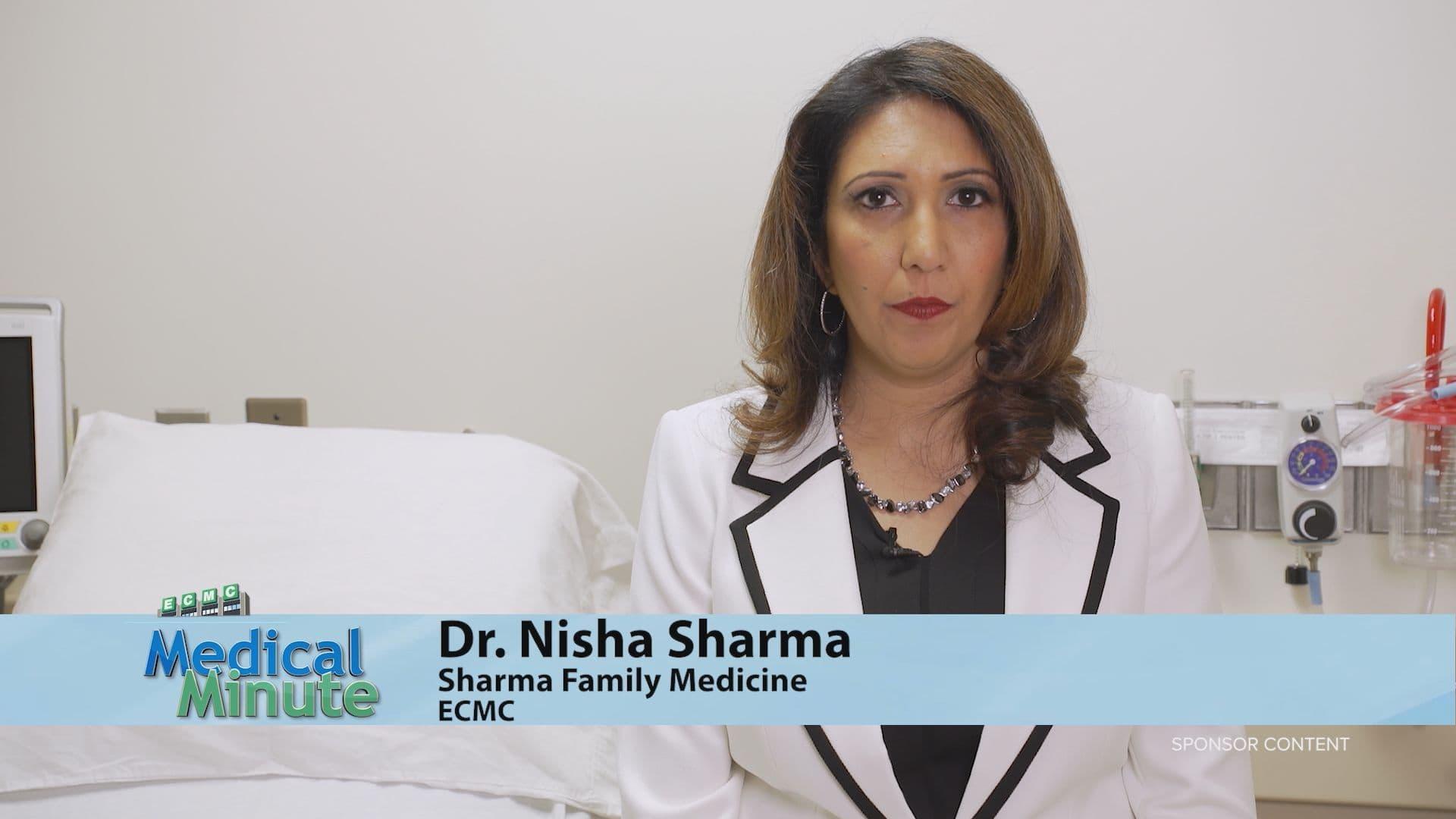 ECMCMedicalMinute Dr.Sharma Stroke 022420 STILL