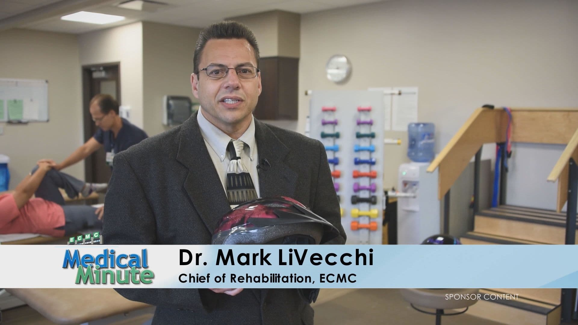 ECMCMedicalMinute Dr.Livecchi HelmetSafety 062920 STILL