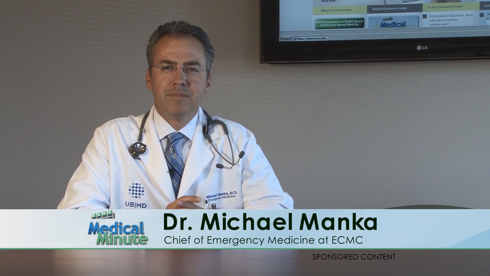 ECMCMedicalMinute Dr.Manka HeatStroke 072020 STILL