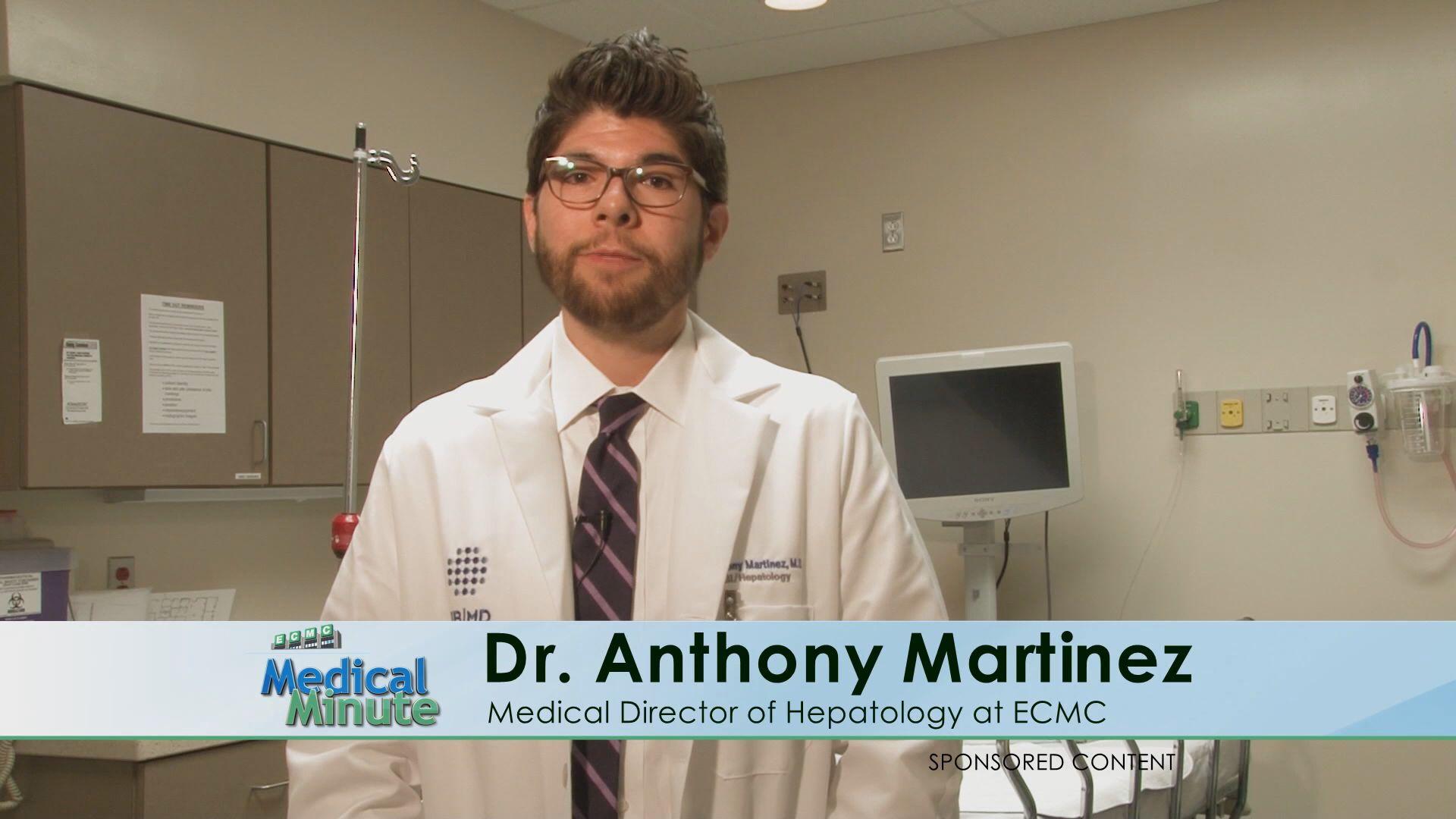 ECMCMedicalMinute Dr.Martinez Hep C 081720 STILL
