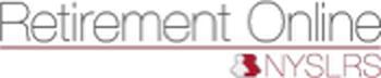 Retirement Online - NYSLRS logo
