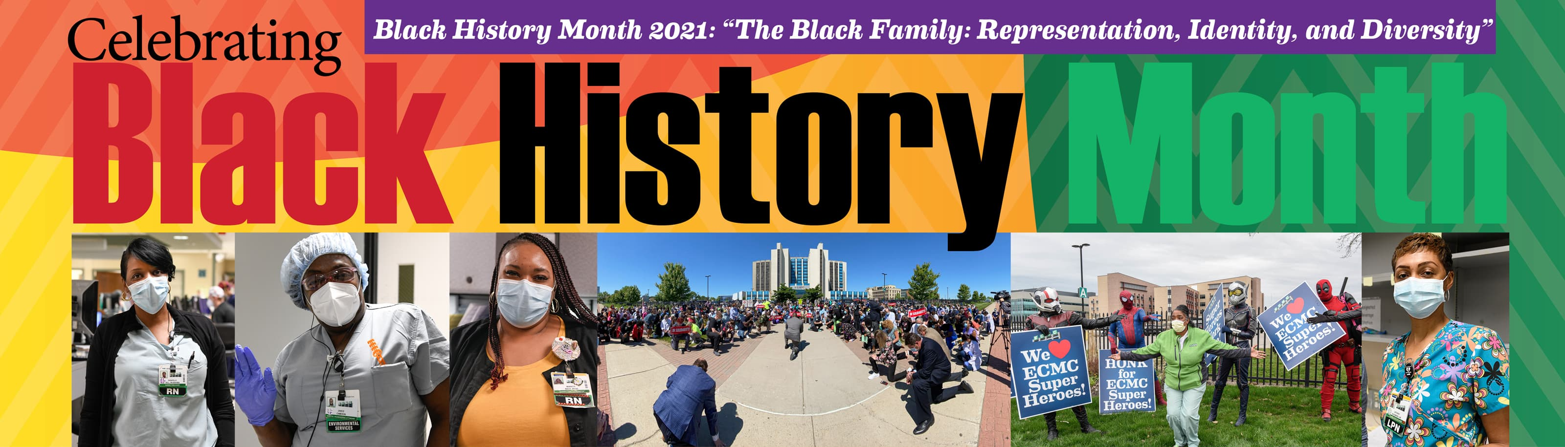 ECMC is Celebrating Black History Month