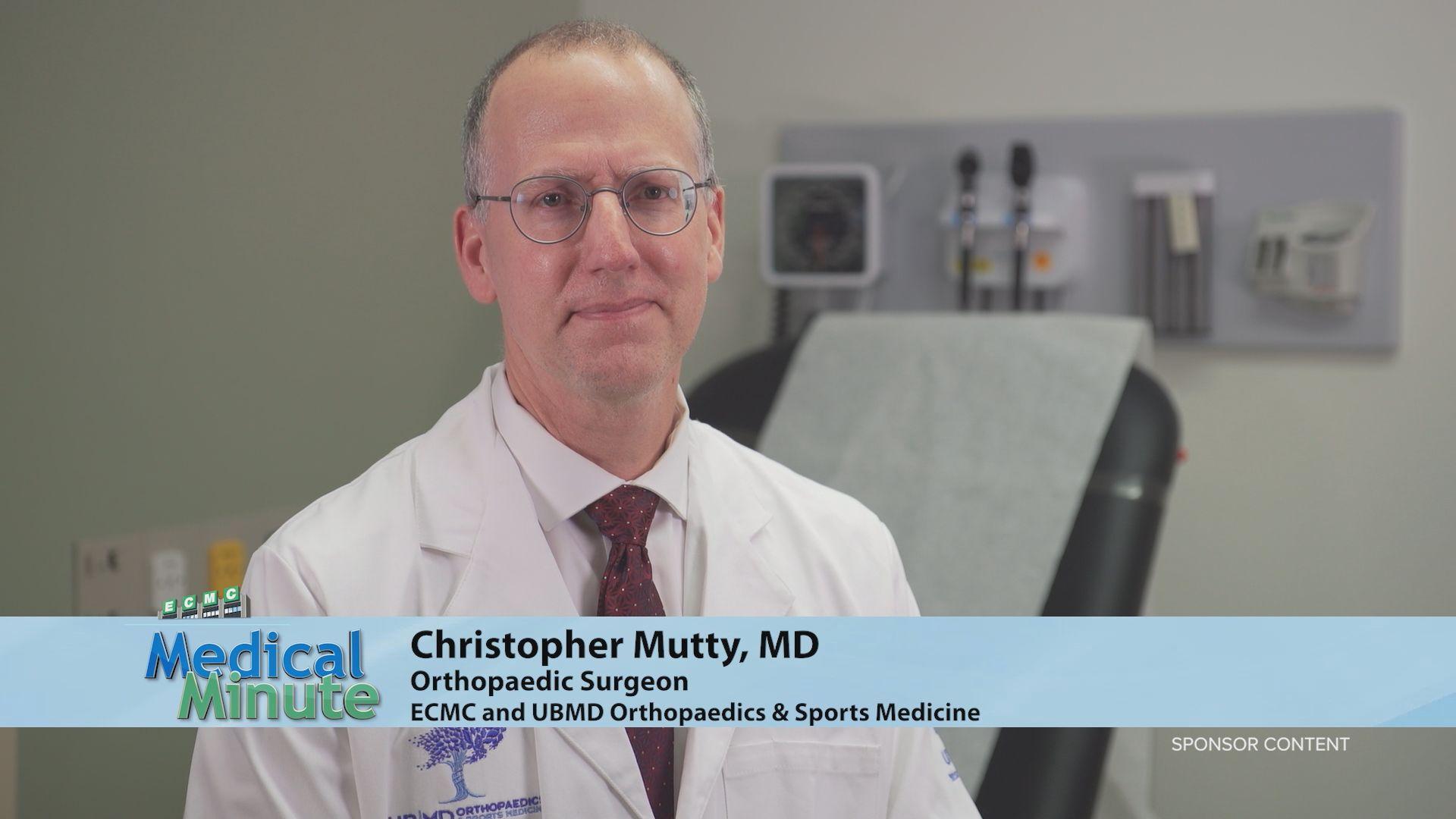 ECMCMedicalMinute Dr.ChristopherMutty FractureCare 031521 STILL