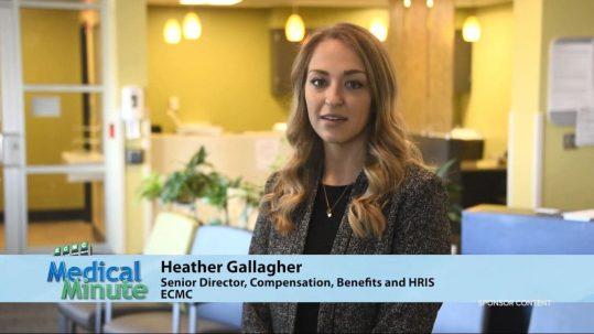 ECMCMedicalMinute HeatherGallagher TheConversationProject 041221 STILL