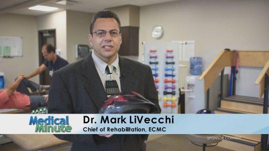 ECMCMedicalMinute Dr.Livecchi HelmetSafety 071921 STILL